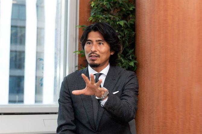 元サッカー日本代表の中澤佑二氏