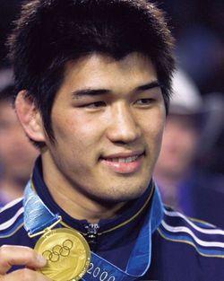 井上康生●シドニー五輪で金メダリストに輝いたが、イチローの「それはちょっとしたズレ。僕にはスランプはない」という言葉を力強く感じていた。
