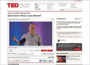 「次世代のハーバード」TEDを見逃すな