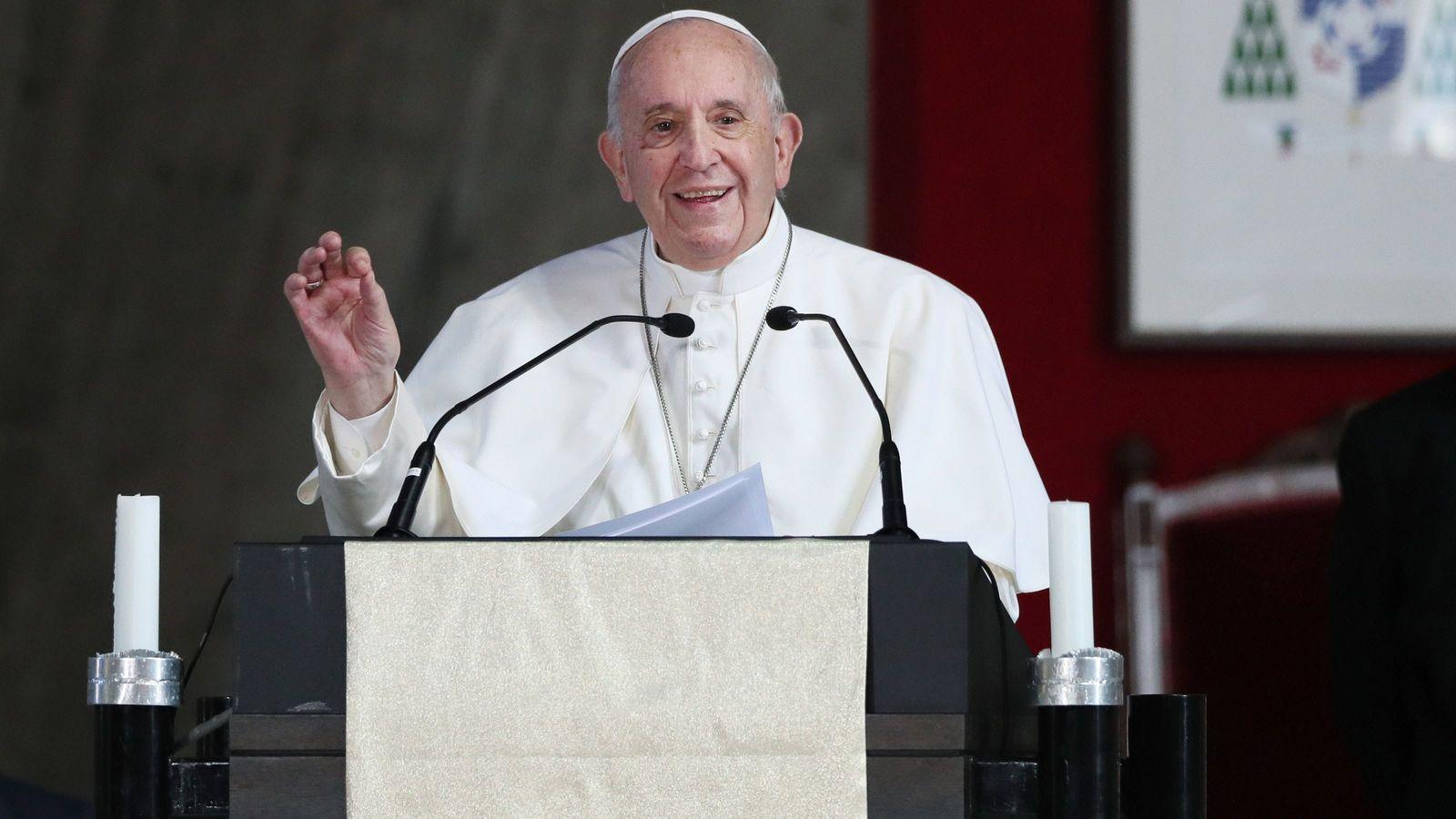 ローマ教皇が「ゾンビの国・日本」に送った言葉 世界一他人に冷たい国に伝えたい事