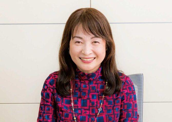佐藤亮子さんはリモートで参加しました