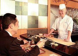 男を上げる名店の作法【2】寿司