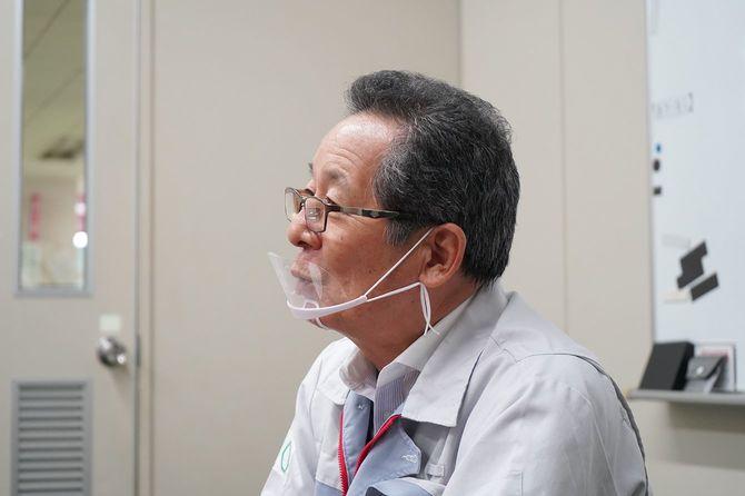 トヨタ自動車Executive Fellowで、「おやじ」の肩書をもつ河合満氏