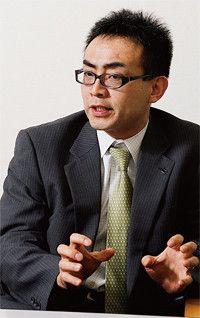 <strong>東海辰弥</strong>●マーケティング本部エグゼクティブプロデューサー。1964年生まれ。89年京都大学農学部卒業、アサヒビール入社。米国・韓国駐在などを経て、現職。