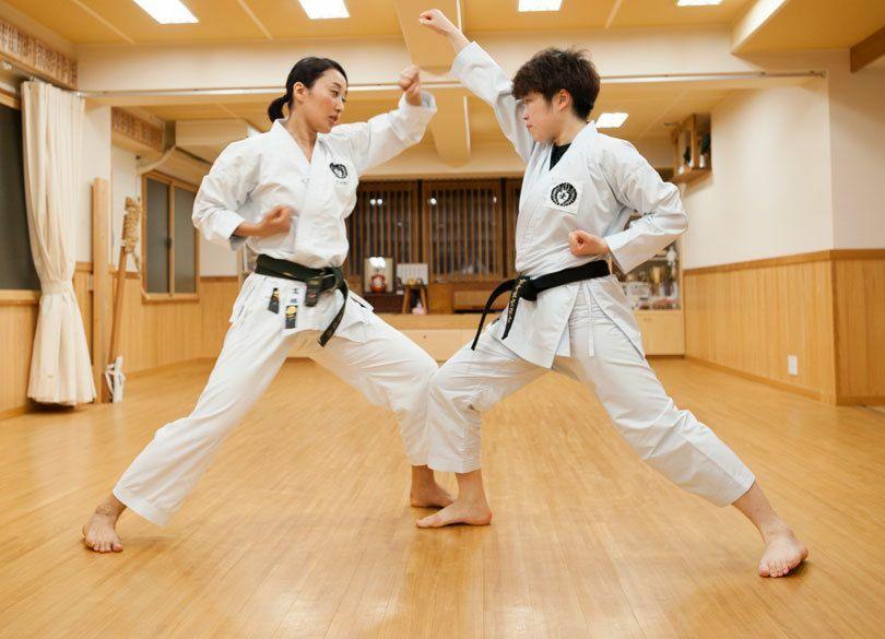 東京オリンピック種目「空手」の奥深さ 己をコントロールすることを学ぶ