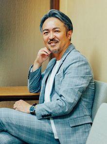 Knot代表取締役社長 遠藤弘満氏