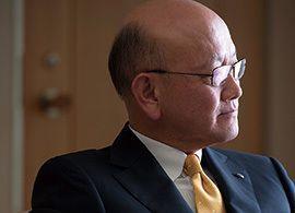 伊藤忠社長-予習型経営と「知敵之情」