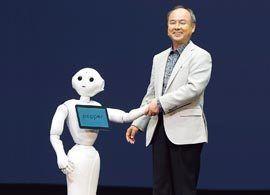 約20万円!ソフトバンク「人型ロボット」