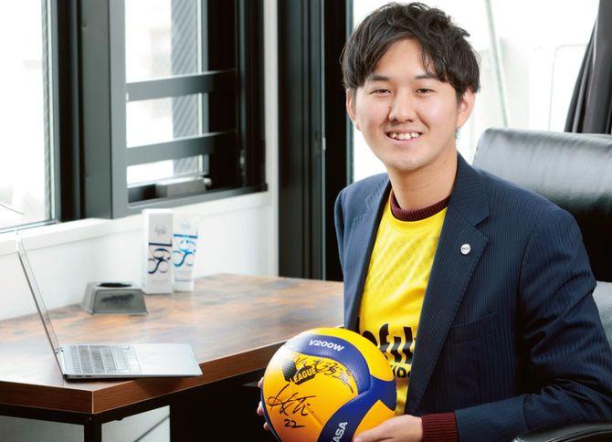 起業家東大生・経済学部4年生 三木智弘さん