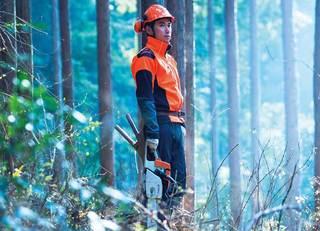 探検部出身社長「衰退林業で食っていく」