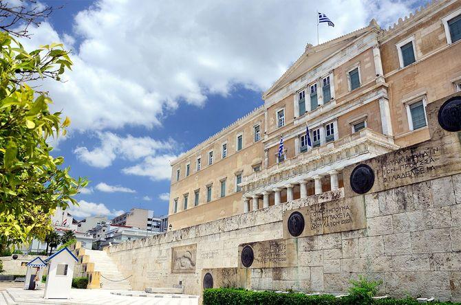 ギリシャ国会議事堂