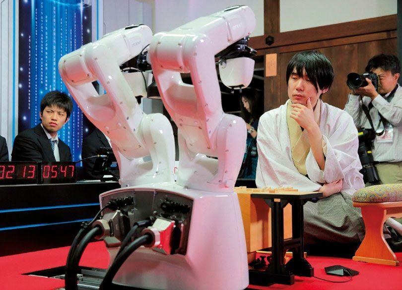 """""""人工知能""""が人間を超えるまであと何年か シンギュラリティはもう起きている"""