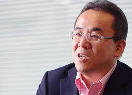 出戻りの執念:ビジネスモデルの激変をチャンスに -スクウェア・エニックス・ホールディングス社長 松田洋祐氏