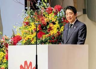 安倍総理「『男性産休』で日本を変える」
