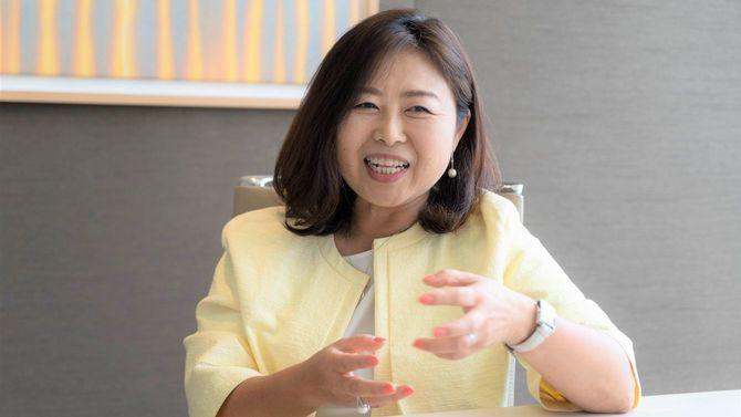 リクルートホールディングス常勤監査役、長嶋 由紀子さん