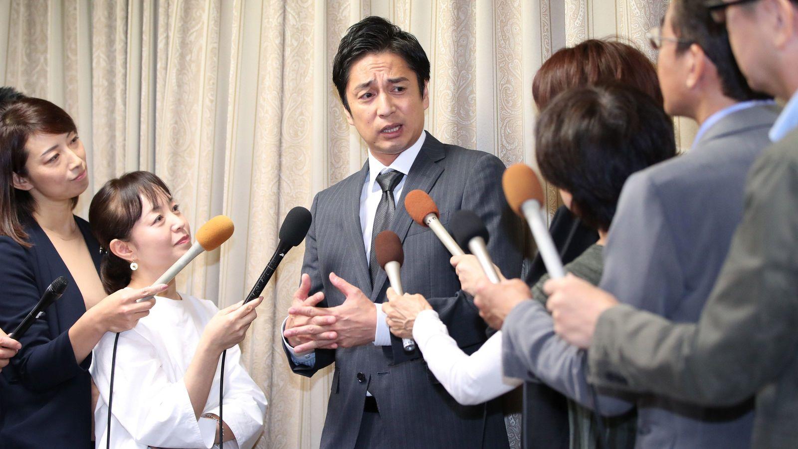 チュート徳井再起の道は「国税庁の広報大使」だ 反面教師として公平課税の伝道師に
