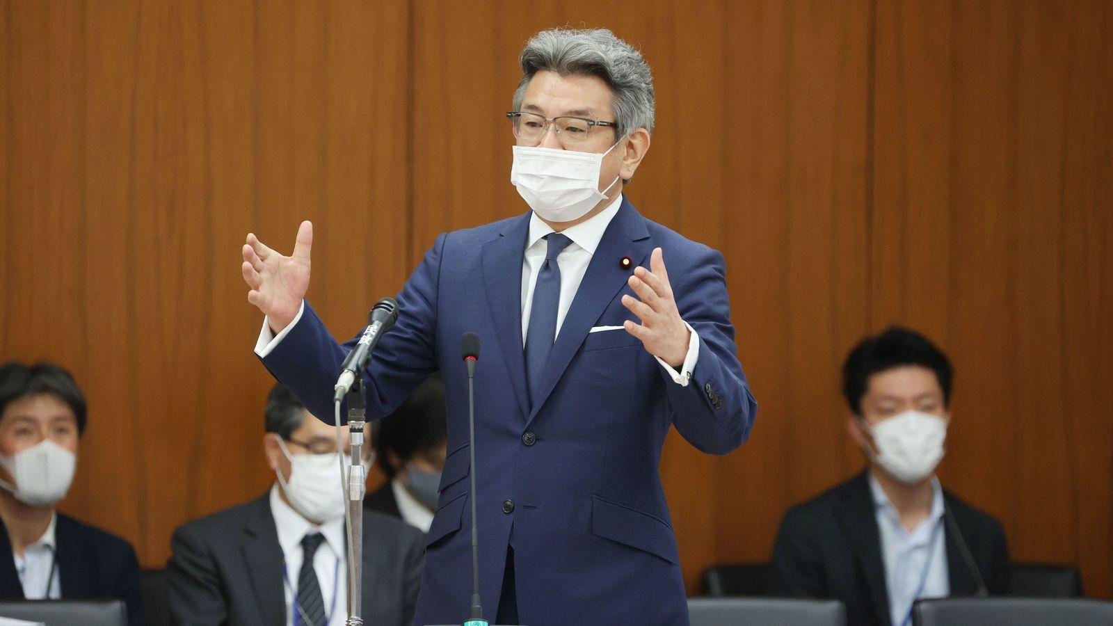 検察庁法改正案に「口を挟む立場にはない」と珍答弁する武田行革担当相の迷走 「安倍内閣のアキレス腱」の面目躍如