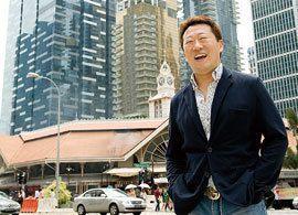 シンガポールで、若い日本人起業家を支援