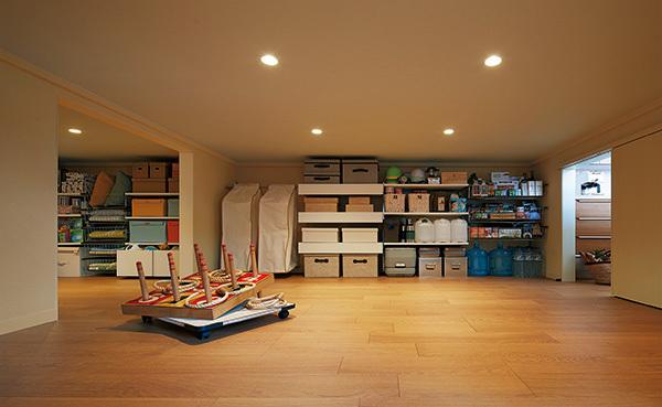 大収納空間「蔵」は生活空間を豊かに、ライフスタイルに合った多彩な暮らしを演出する | PRESIDENT Online(プレジデントオンライン)