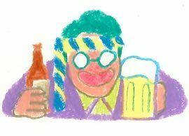 「ビールの飲み過ぎが痛風の原因」は風評である