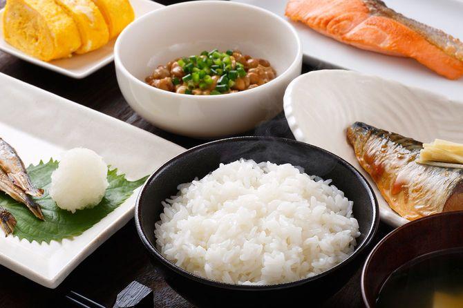 伝統的な日本料理