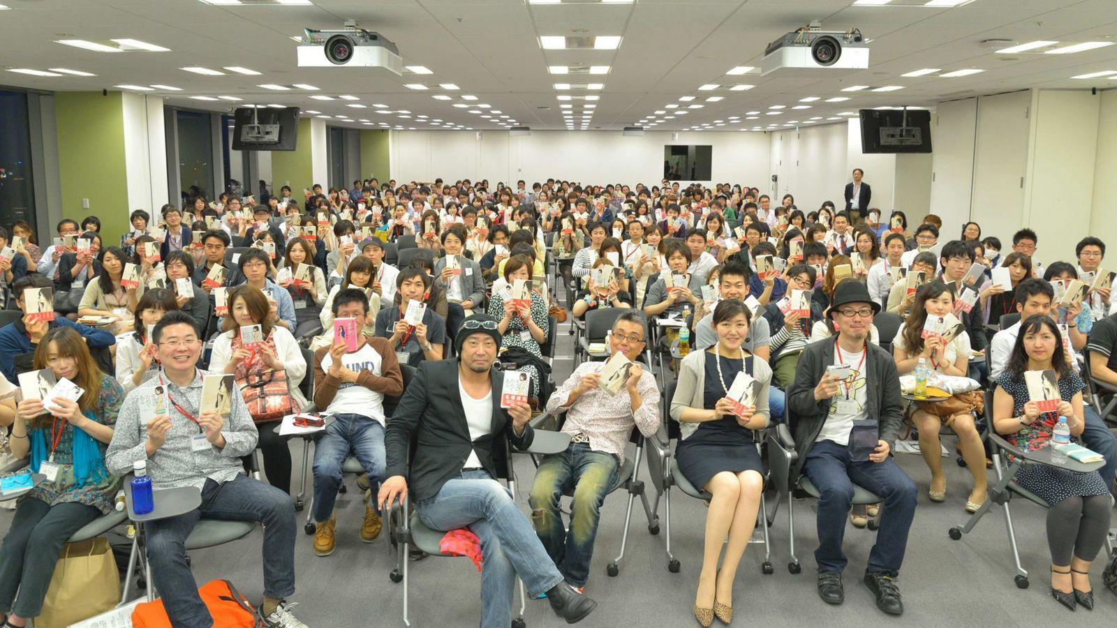 日本一の読書会を育てた「たった1つのルール」 1冊の本を語る場として年200回開催