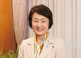 人を動かす気配りは、小手先ではなく「人間性」からにじみ出てくるもの -横浜市長 林文子