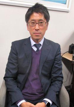 税理士の目黒雅和氏(撮影=笹井恵理子)