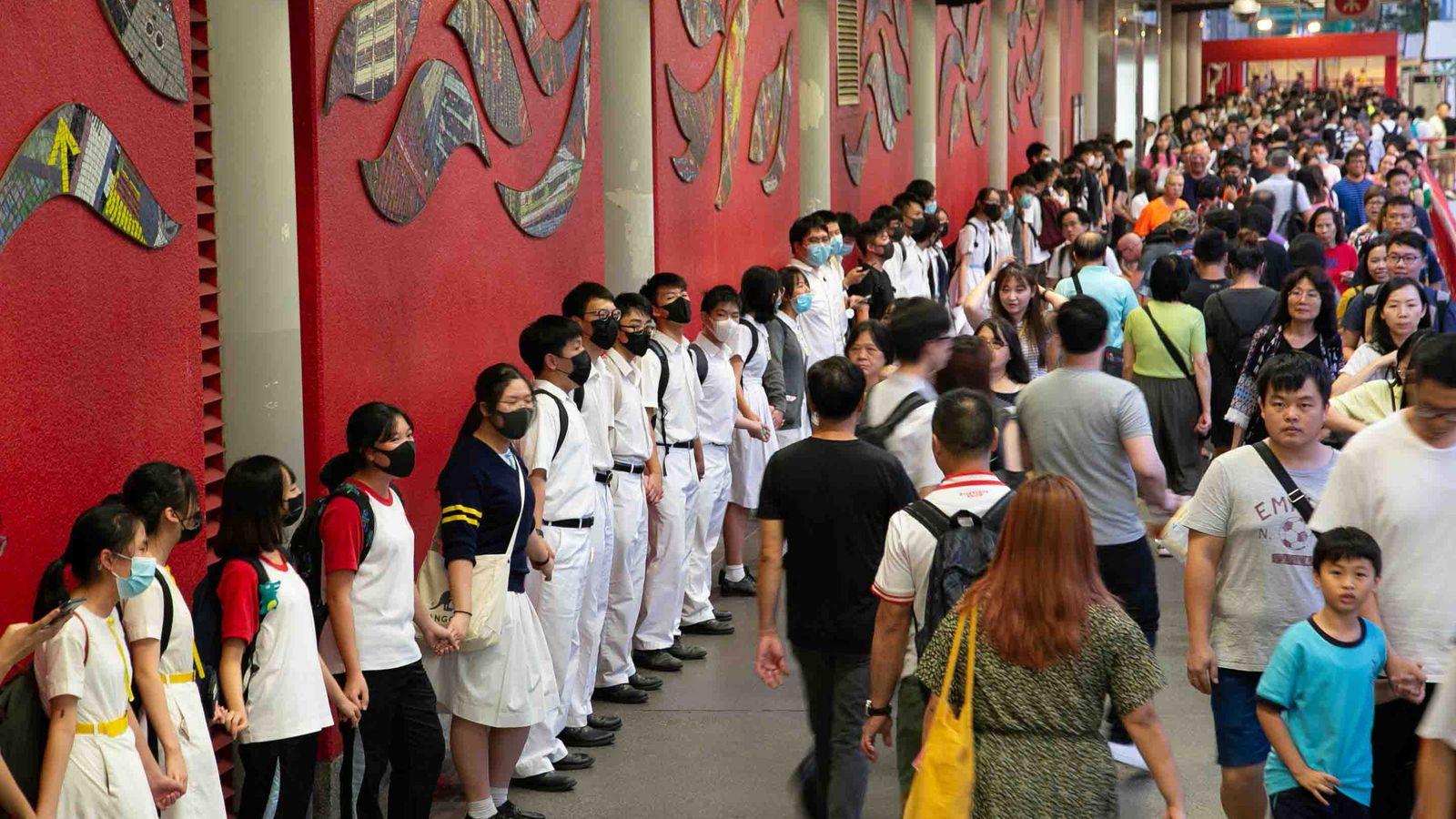 香港デモを嗤う日本人はすぐ中国に泣かされる 民主主義を抑圧する「市場力」の強さ