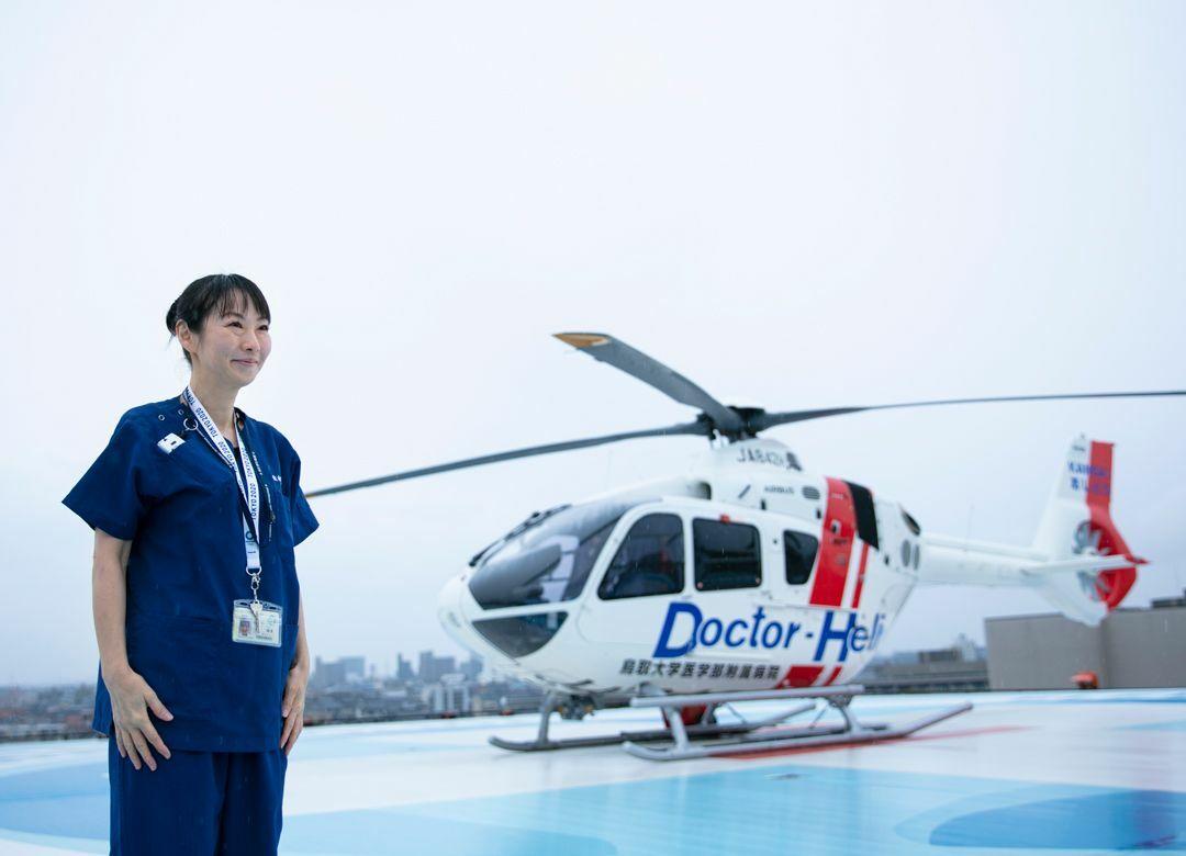 救急救命のプロたちが絶対に使わない言葉 言えるのは「一生懸命看護します」
