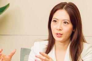 「コロナ禍で個人投資家の積極投資が見られた」とアナリスト馬渕磨理子氏。