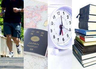 「経営者×平社員」の24時間比較