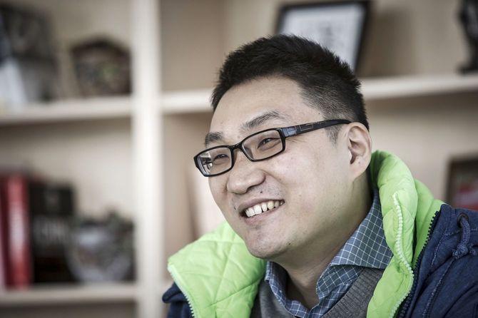 中国eコマース大手のピンデュオデュオ創業者、黄峥氏。