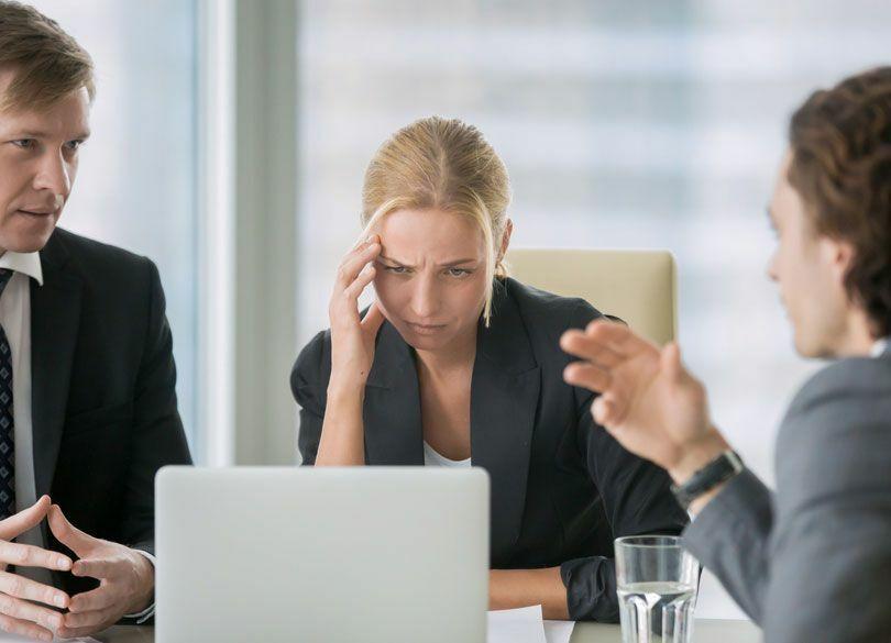 社長との議論に敗北した直属上司の特徴 「終わっている上司」の典型例