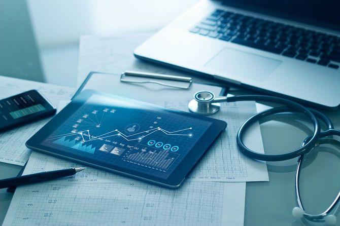 ヘルスケアビジネスのコンセプト