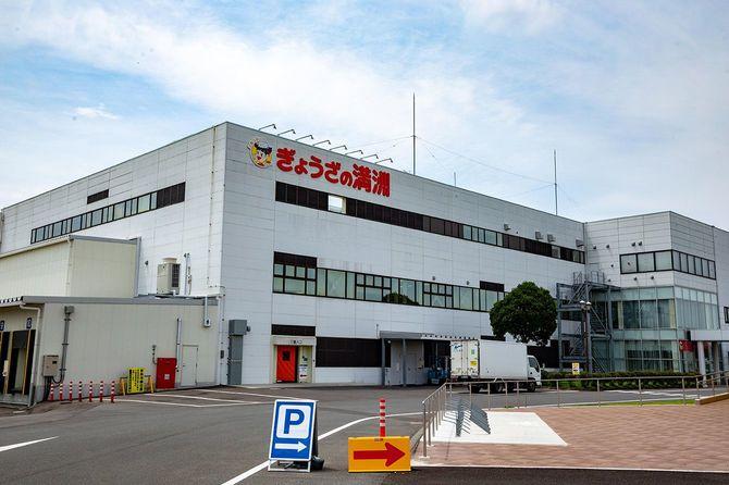 2019年に完成した川越本社工場
