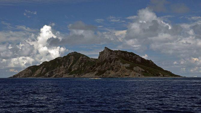 尖閣諸島・魚釣島