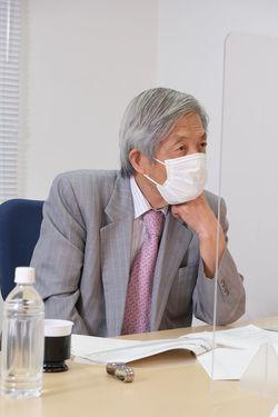 ジャーナリストの田原総一朗さん(写真提供=アスコム)
