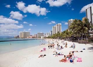 インバウンド対策は先進例・ハワイに学べ