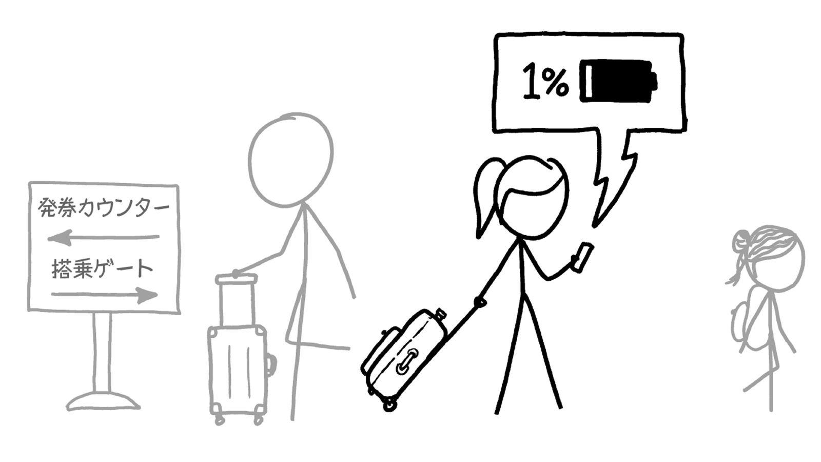 NASA技術者が考える「困った時のスマホ充電法」 コンセントなしでも充電はできる