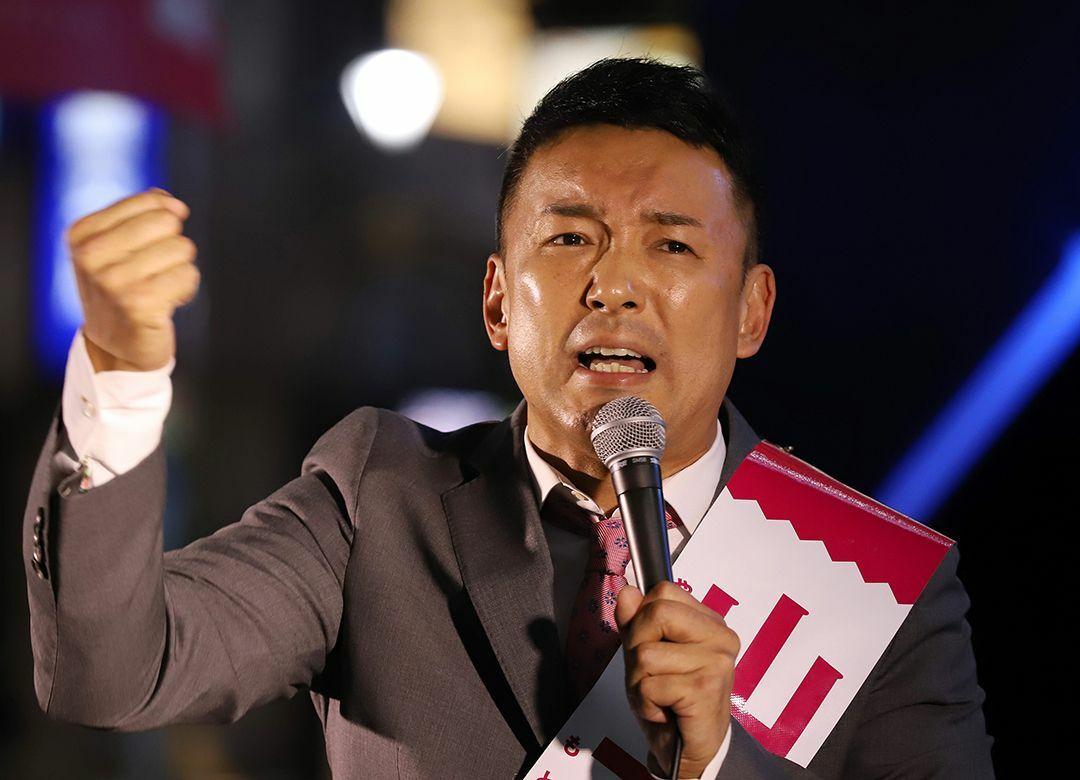 山本太郎ばかりがネットで話題になるワケ 参院選の注目は「最低投票率」だけ
