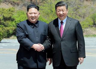 朝鮮半島の