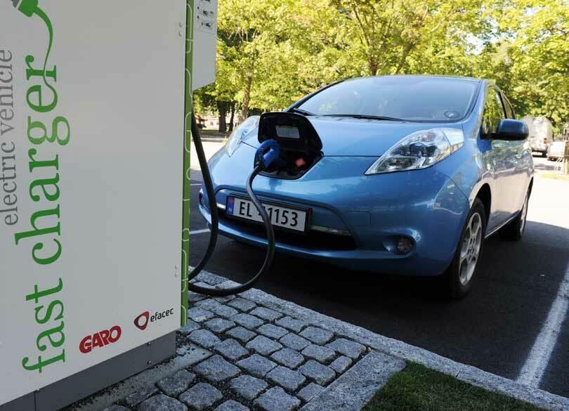 「新車の4割」EV大国ノルウェーの裏事情 「水力発電が96%」で使わなきゃ損
