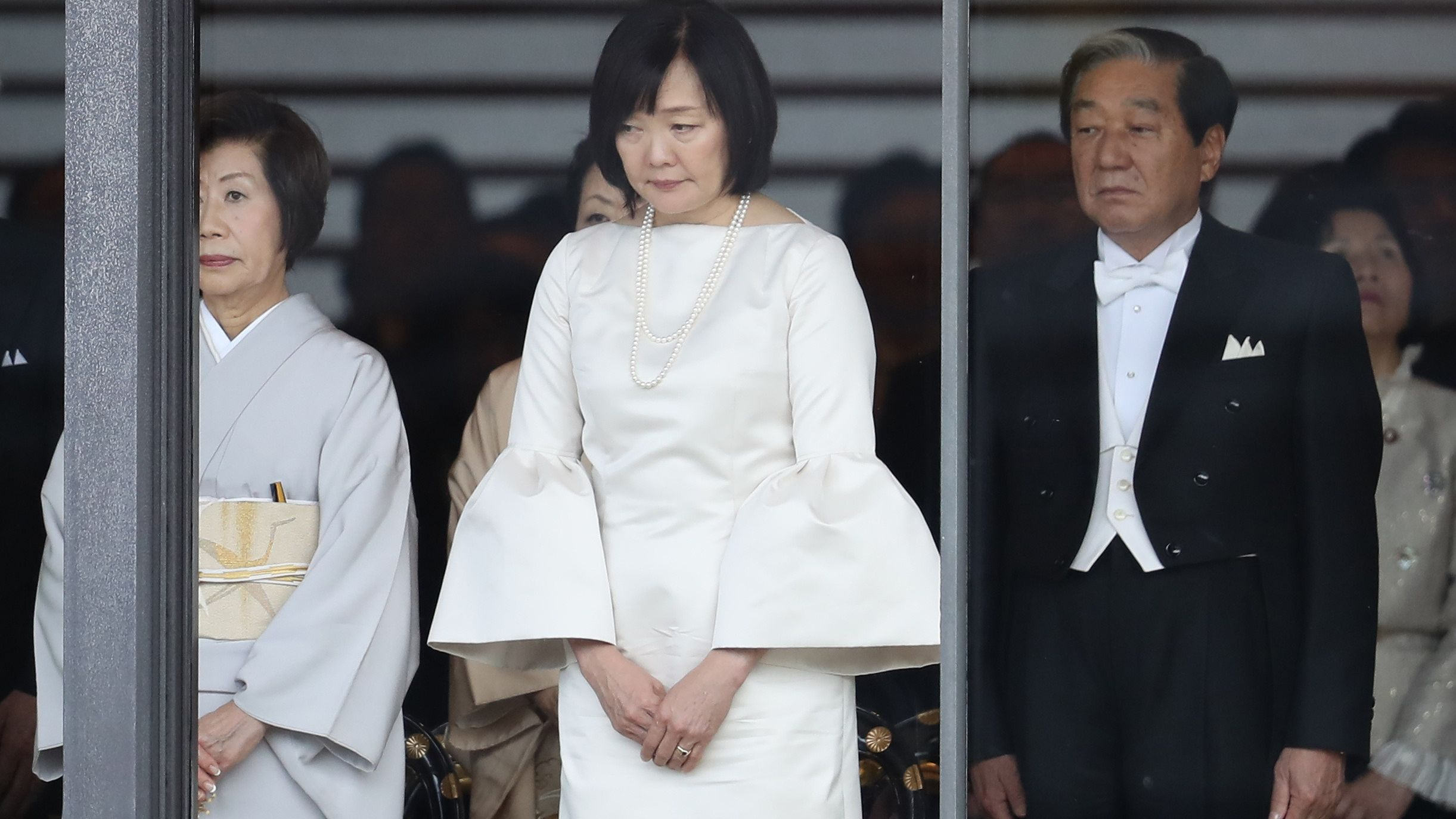 昭恵 夫人 ドレス