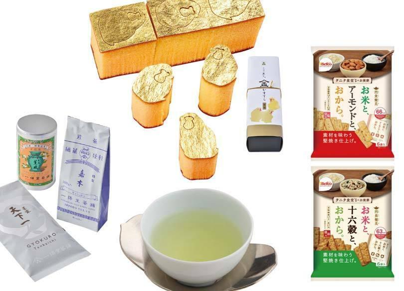 「外国人絶賛の日本茶とかすてら」タニタ 谷田千里社長の手土産