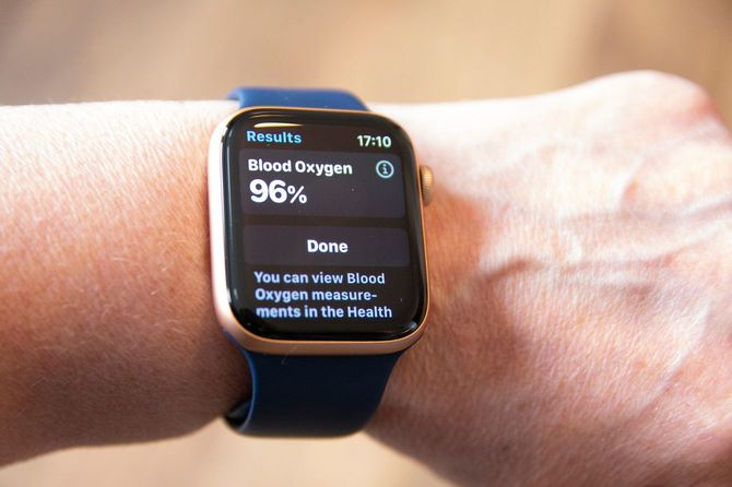 9月に発売されたApple Watch Series 6