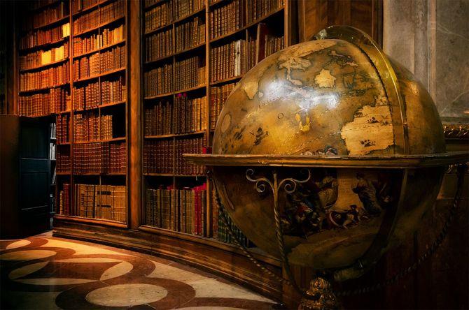ウィーン、オーストリア国立図書館