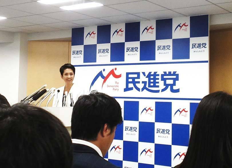 なぜ、岡田代表はあの時「不出馬」表明したのか