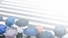 台風でも出社時間を死守させる日本人の異常さ