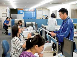 佐川急便の「男文化」改革